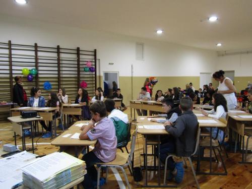 Открит урок 4 клас за края на учебната 2021-2021 г.